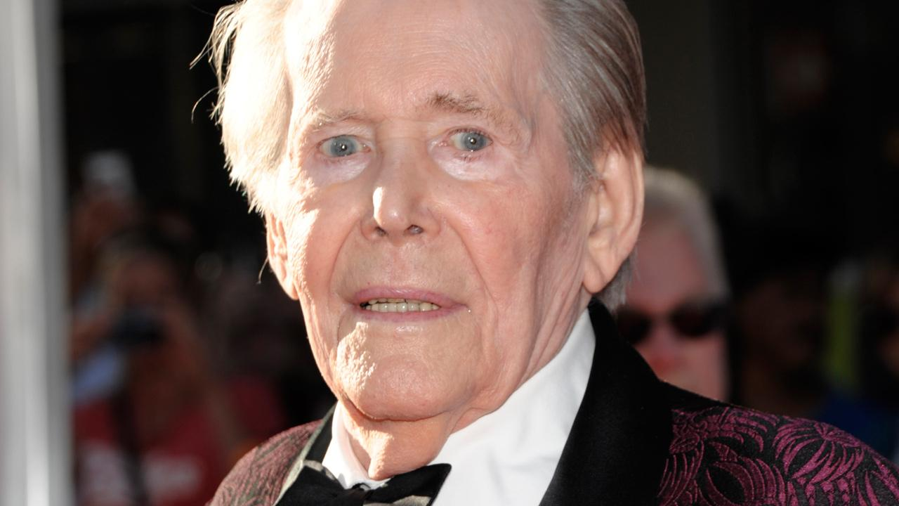 Actor Peter OToole arrives at the world premiere of the newly restored feature film An American in Paris  in Los Angeles on Thursday, April 28, 2011. OToole died in the hospital after a long illness Saturday, Dec. 14, 2013. <span class=meta>(Dan Steinberg)</span>