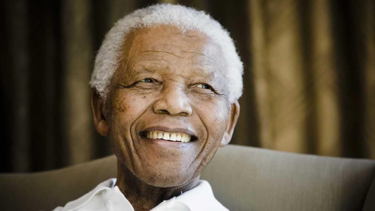<b>Nelson Mandela:</b>Nelson Mandela, former South African president and anti-apartheid leader, died at the age of 95 on Dec. 5, 2013.Pool-Theana Calitz-Bilt