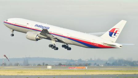 This photo provided by Laurent Errera taken Dec. 26, 2011, shows the Malaysia Airlines Boeing 777-200ER that disappeared from air traffic control screens Saturday, taking off from Roissy-Charles de Gaulle Airport in