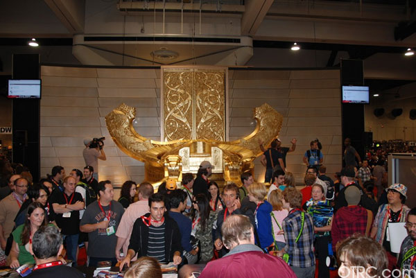 "<div class=""meta ""><span class=""caption-text "">Asgard's throne from the movie 'Thor' is seen at Comic-Con in San Diego during preview night, Wednesday, July 21, 2010.</span></div>"