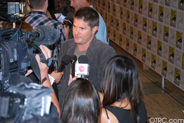 'Battle: Los Angeles' director Jonathan Liebesman at Comic-Con 2010 in San Diego