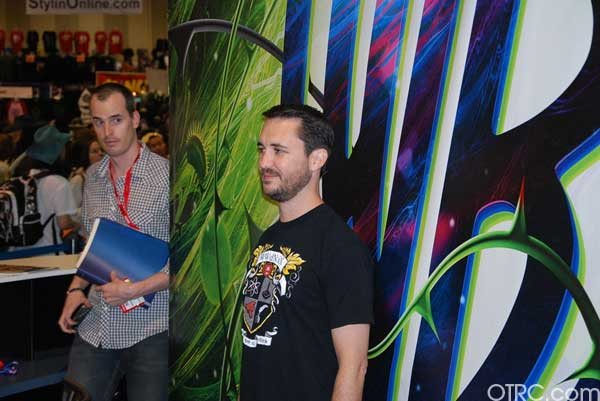 'Stand By Me' and 'Star Trek: The Next Generation' actor Will Wheaton is seen at Comic-Con in San Diego on Thursday, July 23, 2010.