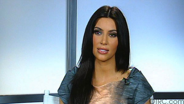 Reality star Kim Kardashian wrote  on her Twitter page, &#39;Prop 8 was struck down! This news is amazing!!!! Its about time! Congrats to everyone!&#39; <span class=meta>(OTRC)</span>