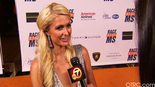 "<div class=""meta image-caption""><div class=""origin-logo origin-image ""><span></span></div><span class=""caption-text"">Paris Hilton wrote  wrote on her Twitter, 'What a huge historical day for equal rights in this country! They finally overturned Prop 8! There shouldn't be a law on true love. :)' (OTRC)</span></div>"