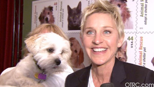 Ellen DeGeneres Reacts to Prop 8 Decision