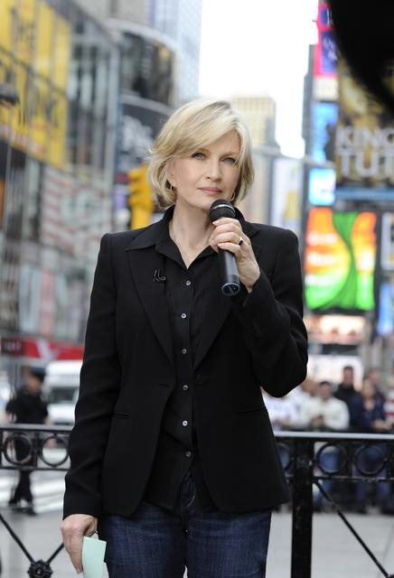 News Category:  &#39;ABC World News&#39; anchor Diane Sawyer earns &#36;12 million per year, according to TVGuide.com. <span class=meta>(Photo courtesy of ABC)</span>