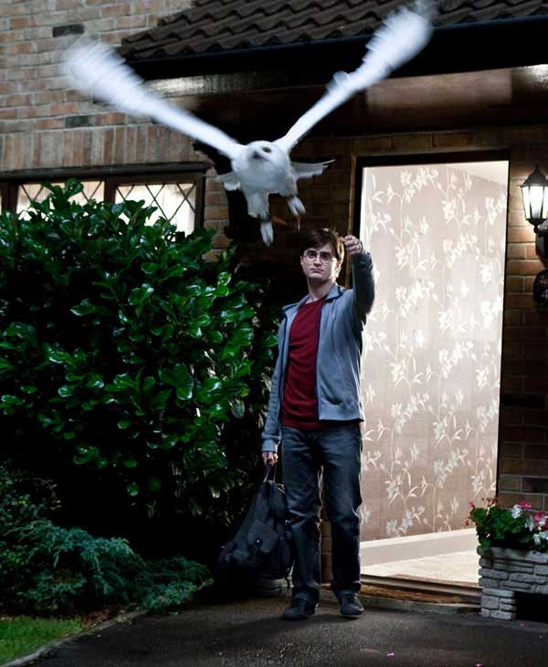 Daniel Radcliffe in 'Harry Potter and the...