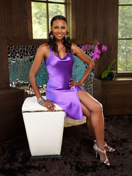Cynthia Bailey joins the cast of 'The Real Housewives of Atlanta' for season three, which premieres Oct. 4.