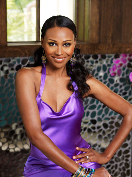 "<div class=""meta ""><span class=""caption-text "">Cynthia Bailey joins the cast of 'The Real Housewives of Atlanta' for season three, which premieres Oct. 4. (Bravo/Quantrell Colbert)</span></div>"