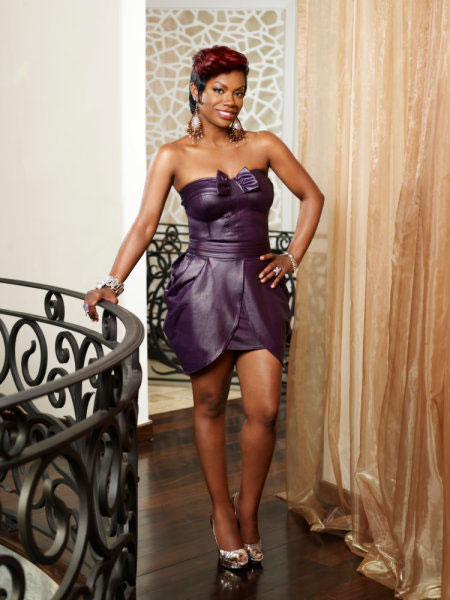 Kandi Burruss returns to the cast of 'The Real...