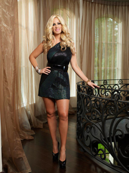 Kim Zolciak returns to the cast of 'The Real Housewives of Atlanta' for season three, which premieres Oct. 4.
