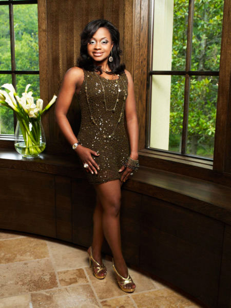 Phaedra Parks joins the cast of 'The Real...