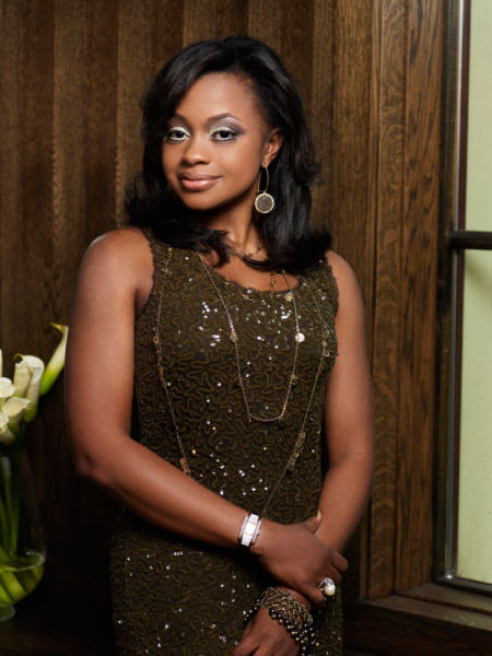 Phaedra Parks joins the cast of 'The Real Housewives of Atlanta' for season three, which premieres Oct. 4.