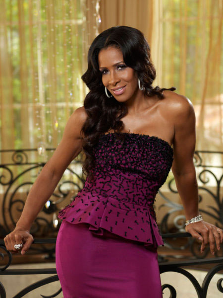 Sheree Whitfield returns to the cast of 'The Real Housewives of Atlanta' for season three, which premieres Oct. 4.