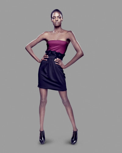23 year-old Kendal from Northport, Alabama is one of the 14 contestants competing to win &#39;America&#39;s Next Top Model.&#39; <span class=meta>(The CW)</span>