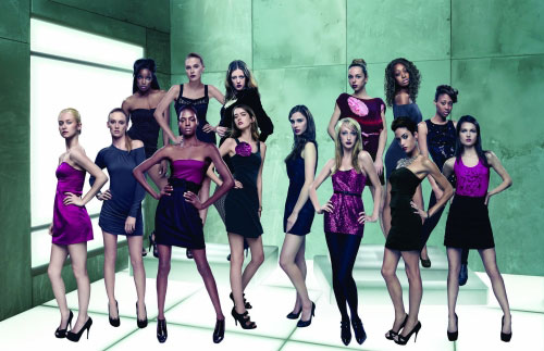 Meet the 14 model hopefuls that will compete on Cycle 15 of &#39;America&#39;s Next Top Model&#39; to win a contract with IMG Models and a fashion spread in Vogue Italia. <span class=meta>(The CW)</span>