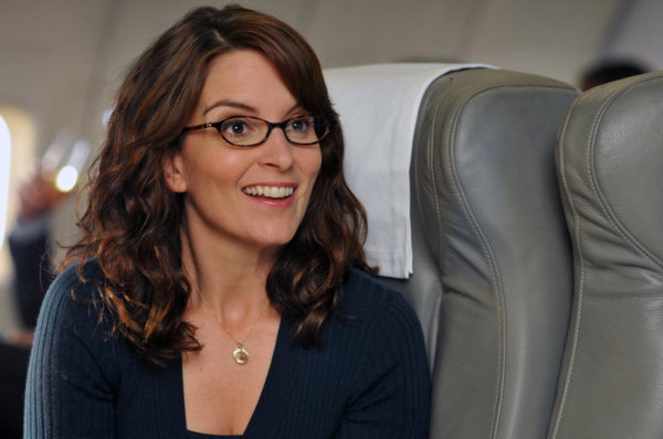 Comedy Category:  Comedian Tina Fey earns &#36;350,000 per episode for her role as Liz Lemon on &#39;30 Rock,&#39; according to TVGuide.com. <span class=meta>(Photo courtesy of NBC Universal)</span>