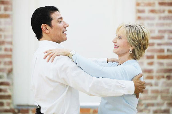 Florence Henderson joins Corky Ballas for his second season on the show. The season 11 star-studded cast and their professional partners get ready to break in their dancing shoes on ABC&#39; &#39;Dancing With the Stars&#39; for the long awaited two-hour season premiere, Monday, September 20. <span class=meta>(ABC&#47;Greg Zabilski)</span>