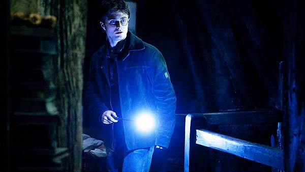 Harry Potter &#40;Daniel Radcliffe&#41; appears in a scene from &#39;Harry Potter and the Deathly Hallows - Part 1.&#39; <span class=meta>(Jaap Buitendijk &#47; Warner Bros.)</span>