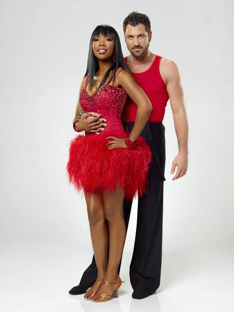 "<div class=""meta ""><span class=""caption-text "">Brandy joins Maksim Chmerkovskiy, who is back for his ninth season. The season 11 star-studded cast and their professional partners get ready to break in their dancing shoes on ABC' 'Dancing With the Stars' for the long awaited two-hour season premiere, Monday, September 20. (ABC/Bob D'Amico)</span></div>"