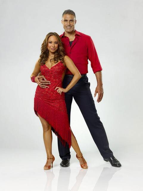 "<div class=""meta ""><span class=""caption-text "">Rick Fox teams up with two-time champ Cheryl Burke, who is back for her tenth season.  The season 11 star-studded cast and their professional partners get ready to break in their dancing shoes on ABC' 'Dancing With the Stars' for the long awaited two-hour season premiere, Monday, September 20. (ABC/Bob D'Amico)</span></div>"
