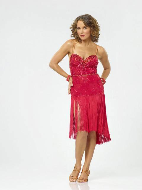 "<div class=""meta ""><span class=""caption-text "">Jennifer Grey joins two-time mirror ball champion Derek Hough for his seventh season. The season 11 star-studded cast and their professional partners get ready to break in their dancing shoes on ABC' 'Dancing With the Stars' for the long awaited two-hour season premiere, Monday, September 20. (ABC/Bob D'Amico)</span></div>"