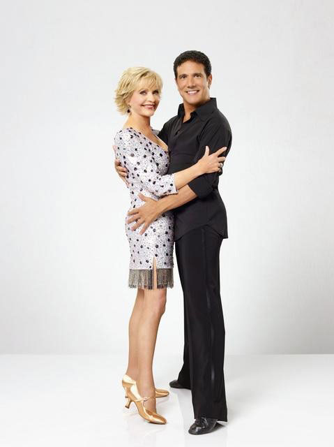 Florence Henderson joins Corky Ballas for his...