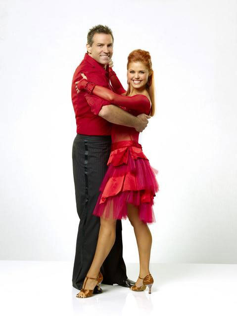 Kurt Warner joins Anna Trebunskaya, who returns for her sixth season. The Season 11 star-studded cast and their professional partners get ready to break in their dancing shoes on ABC&#39;s &#39;Dancing with the Stars&#39; for the long awaited two-hour season premiere, Monday, September 20. <span class=meta>(ABC&#47;Bob D&#39;Amico)</span>