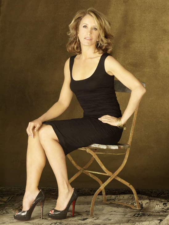 "<div class=""meta ""><span class=""caption-text "">Felicity Huffman appears in a promotional image for 'Desperate Housewives', which returns for a seventh season on September 26. (Photo courtesy of ABC)</span></div>"