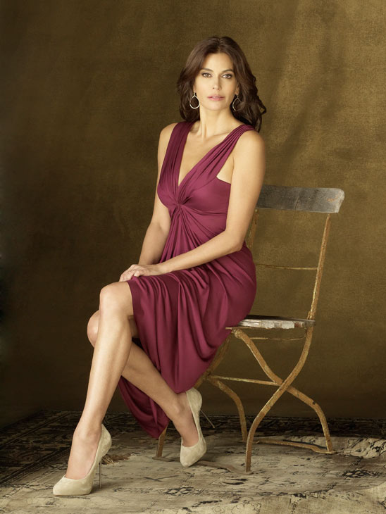 Terri Hatcher appears in a promotional image for &#39;Desperate Housewives&#39;, which airs on September 26. <span class=meta>(Photo courtesy of ABC)</span>