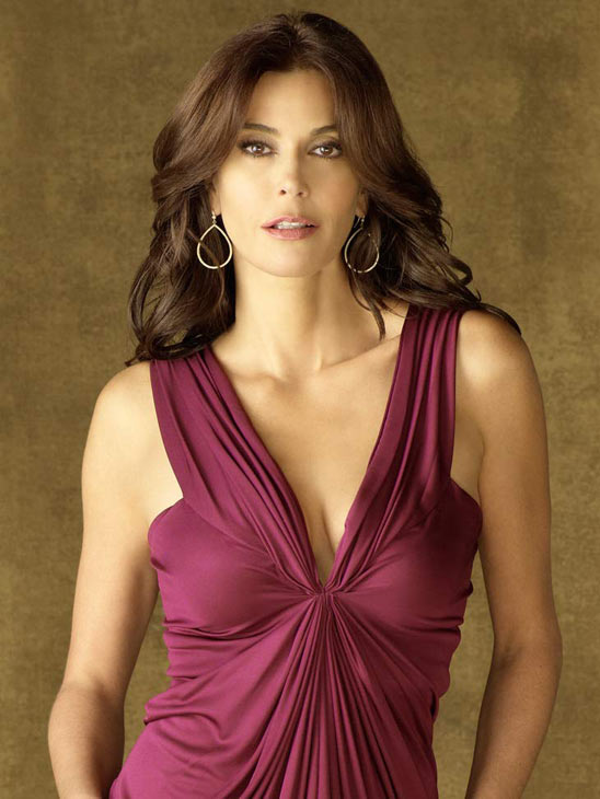 Terri Hatcher appears in a promotional image for &#39;Desperate Housewives&#39;, which returns for a seventh season on September 26. <span class=meta>(Photo courtesy of ABC)</span>