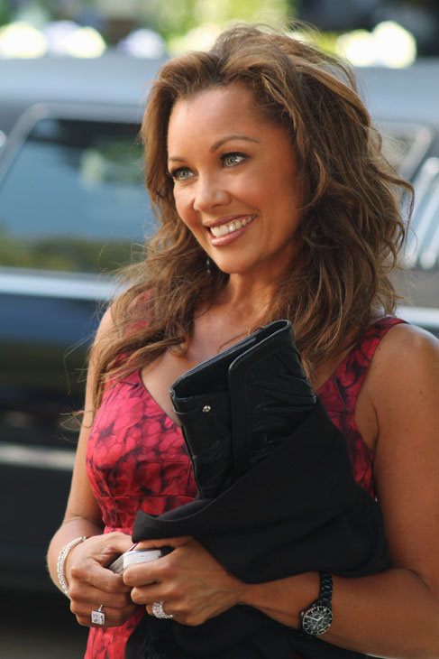 Vanessa Williams appears in a scene from 'Desperate Housewives', which returns for a seventh season on September 26.