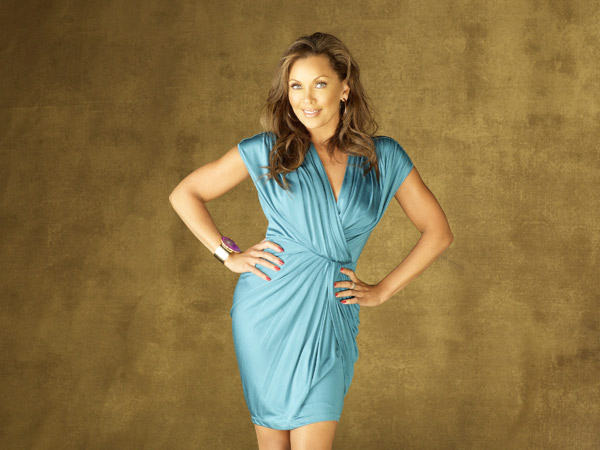 Vanessa Williams appears in a promotional image for 'Desperate Housewives', which returns for a seventh season on September 26.