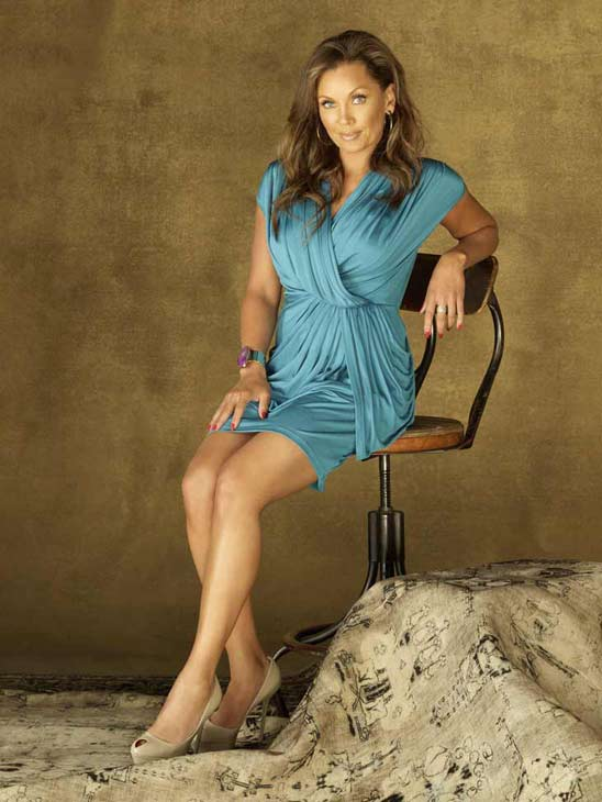 Vanessa Williams appears in a promotional image for &#39;Desperate Housewives&#39;, which returns for a seventh season on September 26. <span class=meta>(Photo courtesy of ABC)</span>