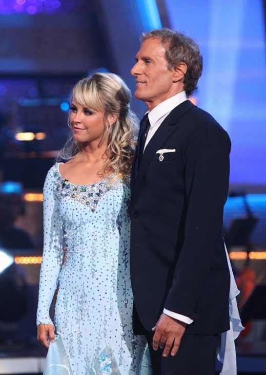 "<div class=""meta image-caption""><div class=""origin-logo origin-image ""><span></span></div><span class=""caption-text"">Michael Bolton and Chelsie Hightower perform on 'Dancing With the Stars,' Monday, Sept.  20, 2010. The judges gave the couple 16 points out of 30. (ABC Photo/ Adam Larkey)</span></div>"