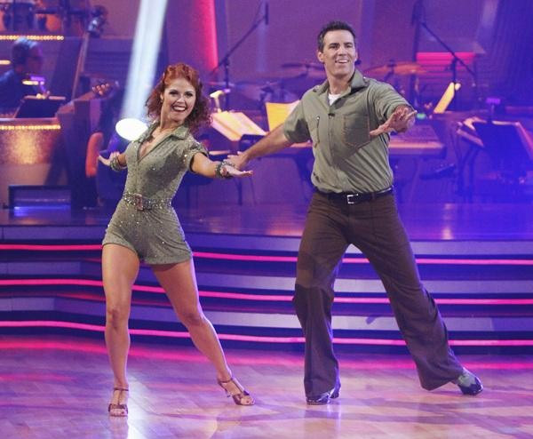 "<div class=""meta image-caption""><div class=""origin-logo origin-image ""><span></span></div><span class=""caption-text"">Kurt Warner and Anna Trebunskaya perform on 'Dancing With the Stars,' Monday, Sept. 27, 2010. The judges gave the couple 21 points out of 30. (ABC/ Adam Larkey)</span></div>"