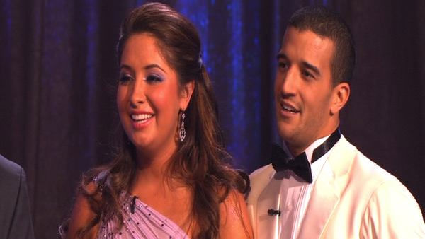 Bristol Palin and Mark Ballas perform on &#39;Dancing With the Stars,&#39; Monday, Sept. 27, 2010. The judges gave the couple 22 points out of 30. <span class=meta>(KABC Photo)</span>