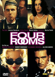Sally Menke worked as a film editor in Quentin Tarantino's 1995 movie, 'Four Rooms.'