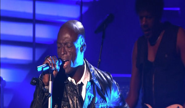 Seal performed on &#39;Dancing With the Stars: The Results Show,&#39; Tuesday, Sept. 28, 2010. <span class=meta>(ABC Photo)</span>
