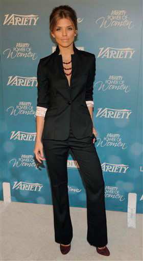 AnnaLynne McCord arrives for Variety's 2nd...