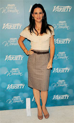 Jennifer Garner arrives for Variety's 2nd Annual...
