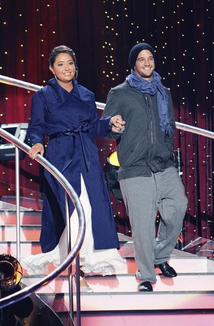 Bristol Palin and Mark Ballas on 'Dancing With the Stars,' Monday, Oct. 4, 2010. The judges gave the couple 19 points out of 30.