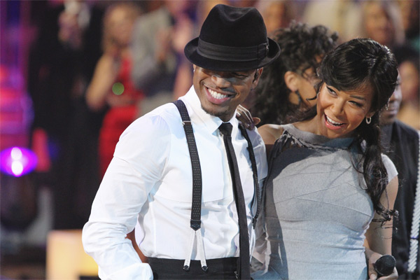 Ne-Yo performs on 'Dancing With the Stars: The...