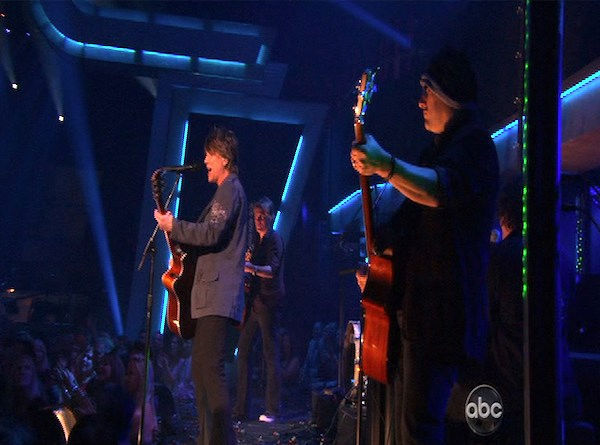 "<div class=""meta ""><span class=""caption-text "">The Goo Goo Dolls perform on 'Dancing With the Stars: The Results Show,' Tuesday, Oct. 12, 2010. (KABC Photo)</span></div>"