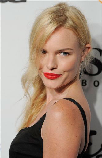 Kate Bosworth arrives at the Esquire House LA Opening Night Event and International Medical Corps Benefit in Beverly Hills, Calif., Friday, Oct. 15, 2010.  <span class=meta>(AP Photo&#47;Chris Pizzello)</span>