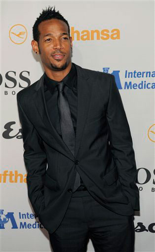Marlon Wayans arrives at the Esquire House LA Opening Night Event and International Medical Corps Benefit in Beverly Hills, Calif., Friday, Oct. 15, 2010.