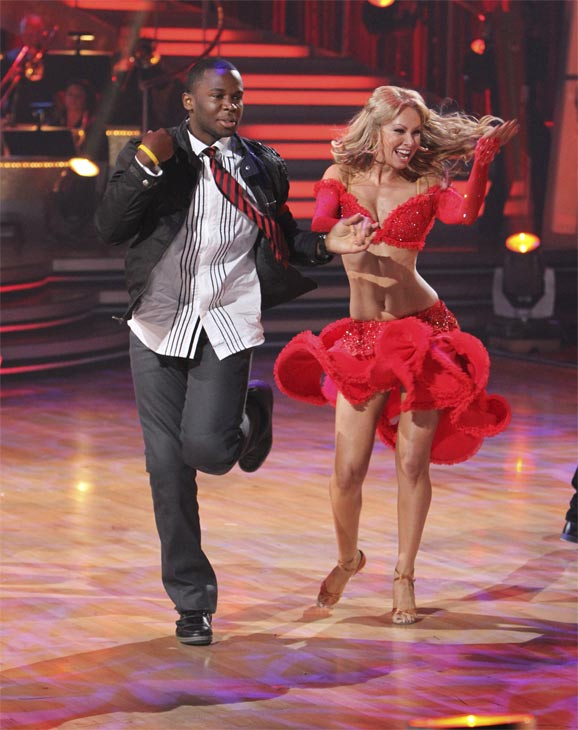 "<div class=""meta image-caption""><div class=""origin-logo origin-image ""><span></span></div><span class=""caption-text"">Mwano Family Dance performs on 'Dancing With the Stars: The Results Show,' Tuesday, Oct. 19, 2010. (ABC Photo/Adam Larkey)</span></div>"