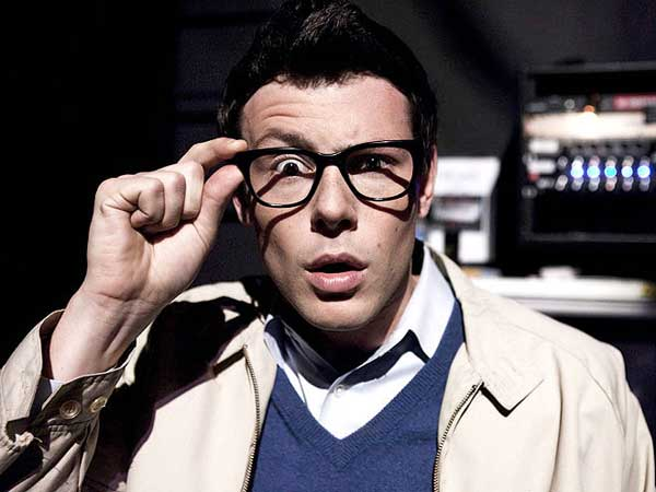 "<div class=""meta image-caption""><div class=""origin-logo origin-image ""><span></span></div><span class=""caption-text"">Cory Monteith as Brad in the 'Rocky Horror' episode of 'Glee' airing Tuesday, October 26. (Fox/Adam Rose)</span></div>"