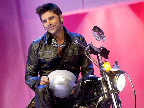 John Stamos as Eddie in the &#39;Rocky Horror&#39; episode of &#39;Glee&#39; airing Tuesday, October 26. <span class=meta>(Fox&#47;Adam Rose)</span>