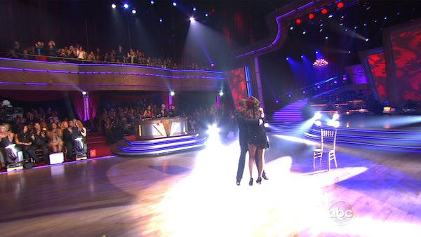 "<div class=""meta ""><span class=""caption-text "">Bristol Palin and Mark Ballas perform on 'Dancing With the Stars,' Monday, Nov. 8, 2010. The judges gave the couple 24 out of 30 for their Argentine tango and 23 points out of 30 for their 'instant dance.' The couple earned a total of 48 out of 60.  (KABC Photo)</span></div>"